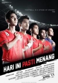 Hari Ini Pasti Menang (2013) plakat
