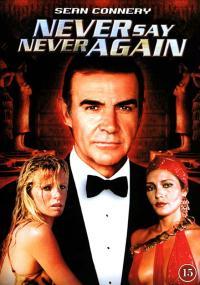 Nigdy nie mów nigdy (1983) plakat