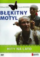plakat - Błękitny motyl (2004)