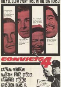 Convicts 4 (1962) plakat