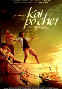 Kai Po Che! (2013) plakat
