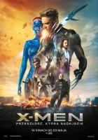 plakat - X-Men: Przeszłość, która nadejdzie (2014)