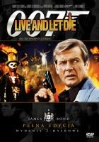 plakat - Żyj i pozwól umrzeć (1973)