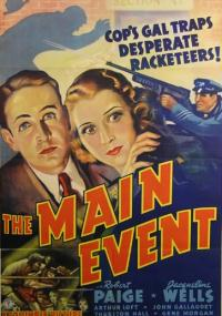 The Main Event (1938) plakat