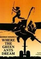 Tam, gdzie śnią zielone mrówki (1984) plakat