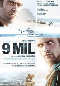 9 mil (2014) plakat
