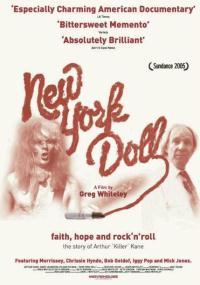 New York Doll (2005) plakat
