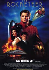 Człowiek rakieta (1991) plakat