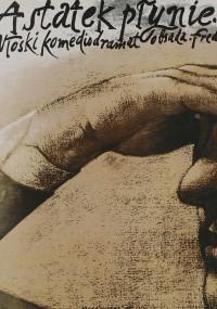 A statek płynie (1983) plakat