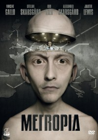 Metropia (2009) plakat