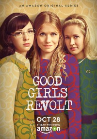 Good Girls Revolt (2015) plakat