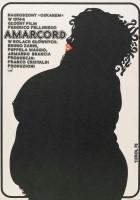 plakat - Amarcord (1973)