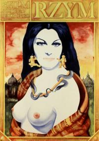 Rzym (1972) plakat