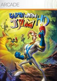 Earthworm Jim HD (2010) plakat