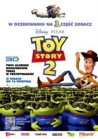 Toy Story 2 (1999) plakat