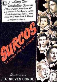 Surcos (1951) plakat