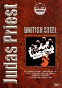 "Klasyczne albumy rocka - Judas Priest - ""British Steel"" (2001) plakat"