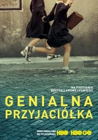 Genialna przyjaciółka (2018) plakat