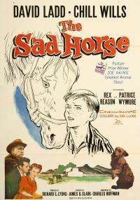 The Sad Horse (1959) plakat