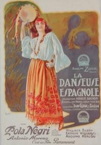 Tancerka hiszpańska