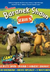 Baranek Shaun (2007) plakat