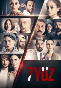 7 twarzy (2017) plakat