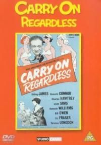 Carry On Regardless (1961) plakat