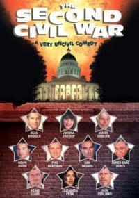 Druga wojna secesyjna (1997) plakat