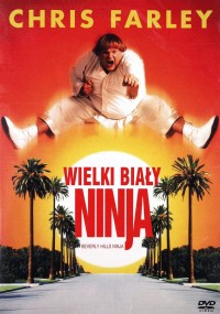 Wielki Biały Ninja (1997) plakat