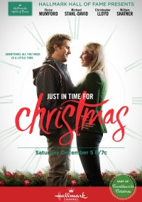 Just in Time for Christmas (2015) plakat