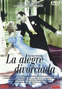 Wesoła rozwódka (1934) plakat
