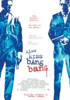 plakat - Kiss Kiss Bang Bang (2005)