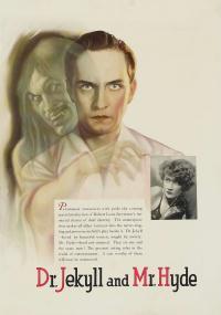 Doktor Jekyll i pan Hyde (1931) plakat