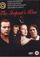 plakat - Pocałunek węża (1997)