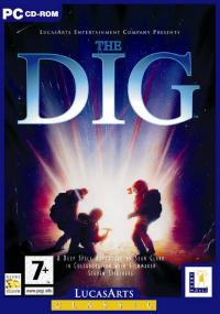 The Dig (1995) plakat