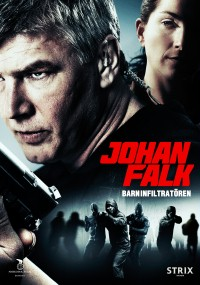 Johan Falk: Barninfiltratören (2012) plakat