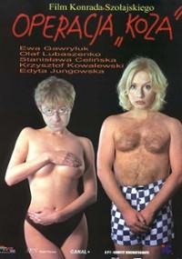 "Operacja ""Koza"" (1999) plakat"