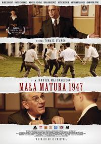 Mała matura 1947 (2010) plakat