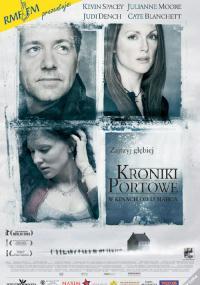 Kroniki portowe (2001) plakat