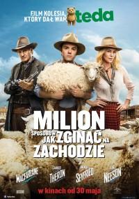 Milion sposobów, jak zginąć na Zachodzie (2014) plakat