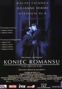 Koniec romansu (1999) plakat