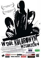 plakat - W dół kolorowym wzgórzem (2004)