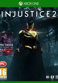 Injustice 2 (2017) plakat