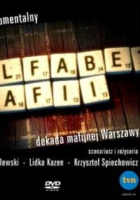 Alfabet mafii. Dekada mafijnej Warszawy