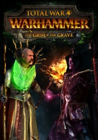 Total War: Warhammer - The Grim and the Grave (2016) plakat