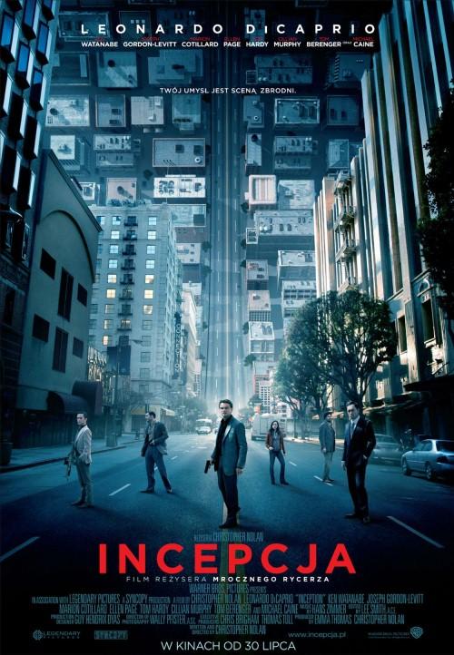 Incepcja (2010) - Filmweb