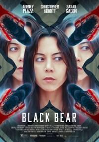 Czarny niedźwiedź (2020) plakat