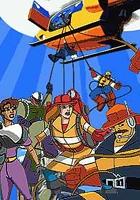Nieustraszeni ratownicy (1999) plakat