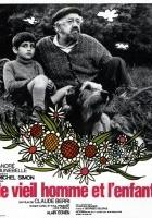 Stary człowiek i dziecko (1967) plakat