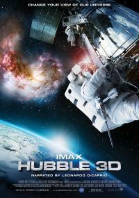 IMAX: Hubble 3D (2010) plakat